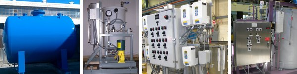 GCS Engineers Typical Process Equipment